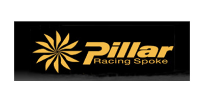 Pillar racing spokes